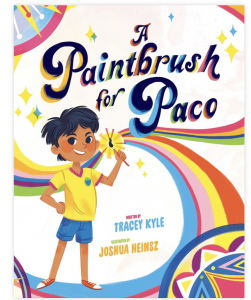 Cover Art of A Paintbrush for Paco